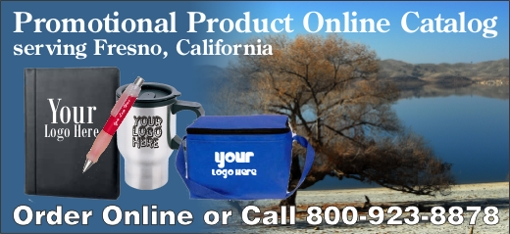 Promotional Products Fresno, California